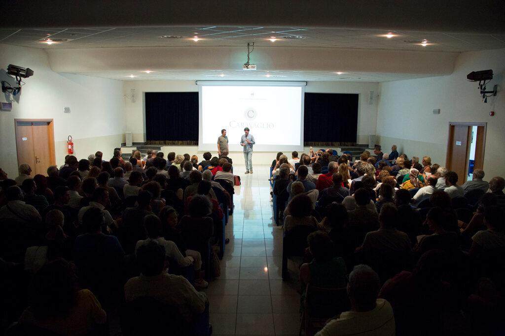 Sala Congressi SalinaDocFest