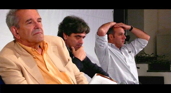 Romano Luperini, Alberto Crespi e Vincenzo Marra