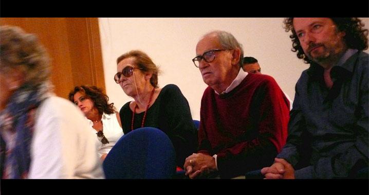 Vittorio Taviani e Marco Bertozzi