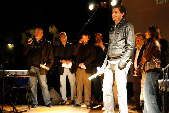 SalinaDocFest-Premiazione-2008-Claudio-Giovannesi