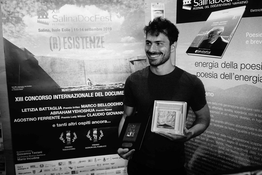 Beniamino-Barrese-SalinaDocFest-2019-XIII-Edizione