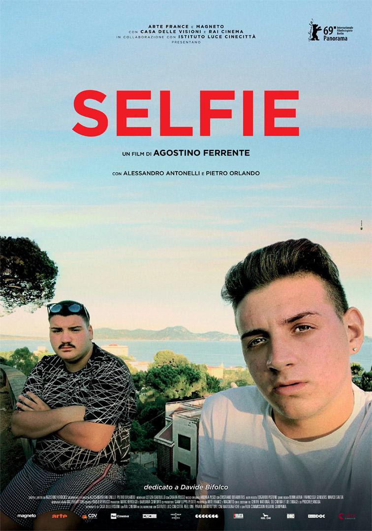 Selfie-Locandina