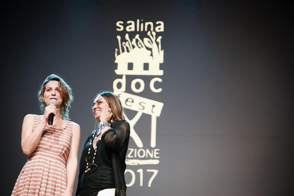 Isabella Aragonese e Giovanna Taviani
