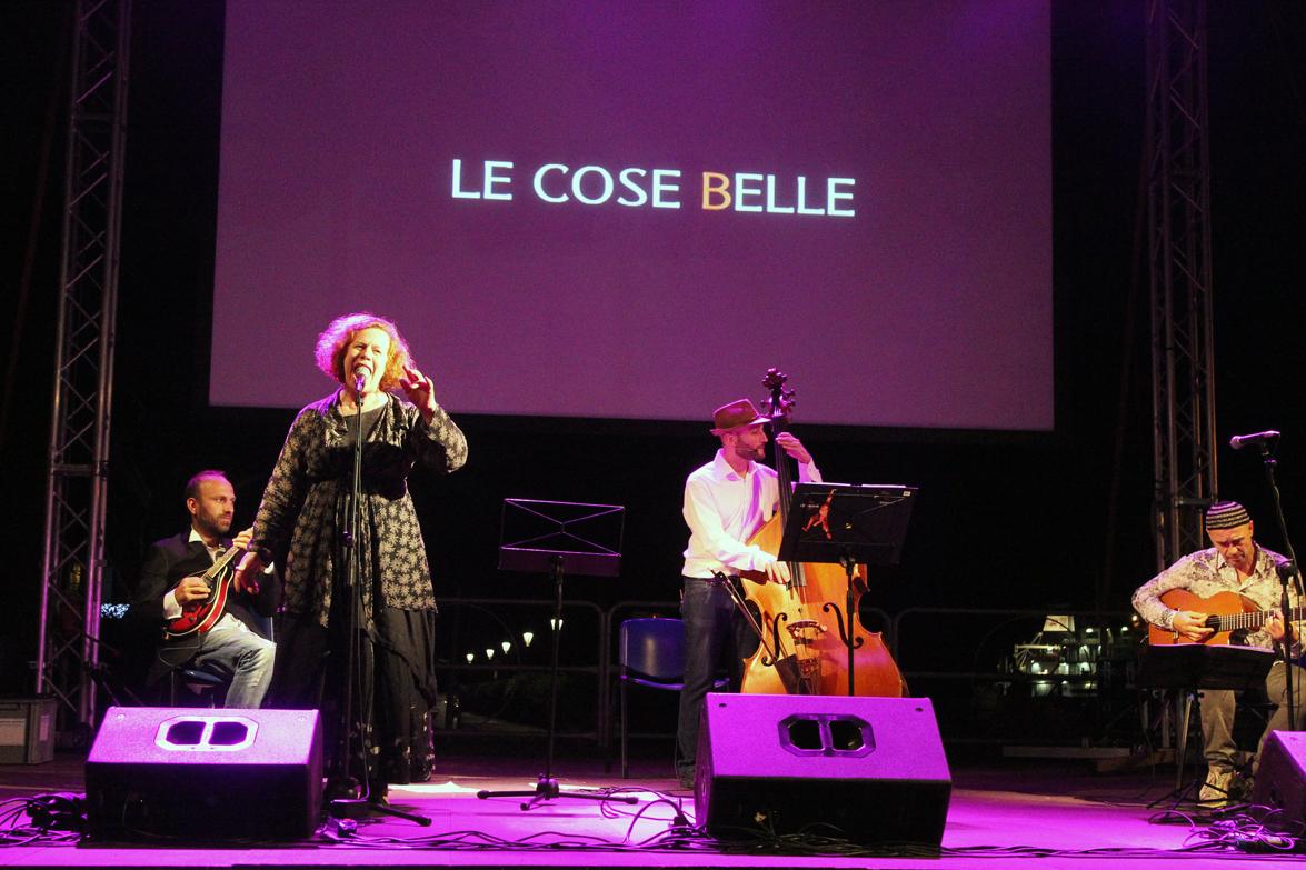 Sarah Jane Morris e la Piccola Orchestra delle Cose Belle