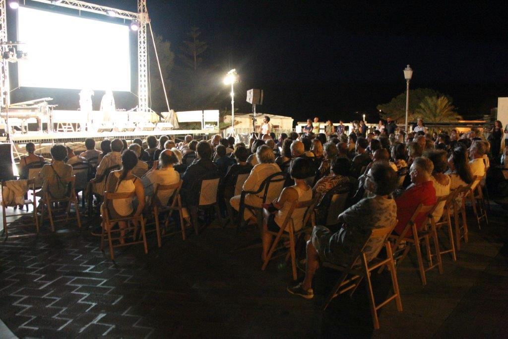 Malfa, piazza spettacolo
