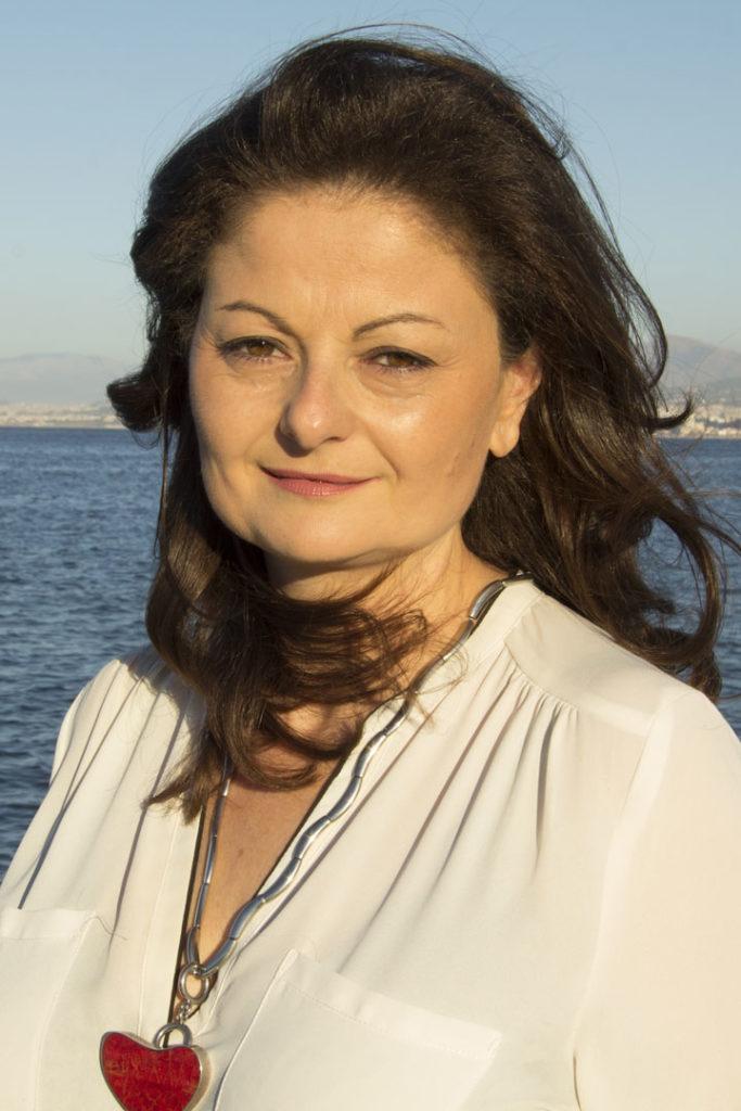 Lidia Tilotta - Giornalista e scrittrice