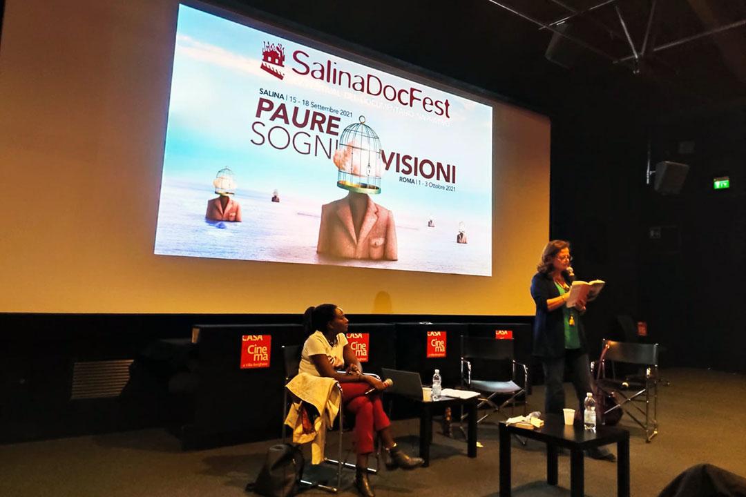 Françoise Kankindi - Lidia Tilotta